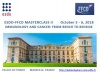 ESDO-FFCD Masterclass