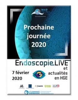 Endoscopie LIVE & Actualités en HGE - Journée de l'IMAD 2020