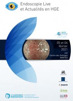 Endoscopie LIVE & Actualités en HGE 2021
